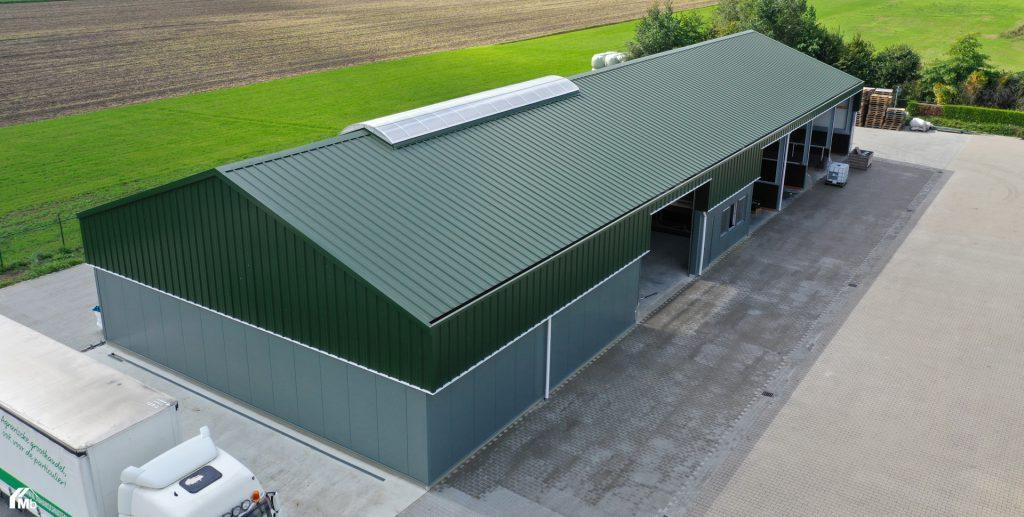 Agrarische bouw in Noord-Nederland